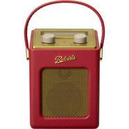 Rádio Portátil ROBERTS Revival Mini Vermelho