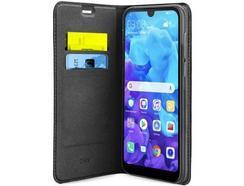 Capa Huawei Y5 2019, Honor 8S SBS BookWallet Lite Preto