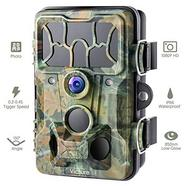 Victure 1080P Full HD Wildlife Trail Camera Trap 12MP