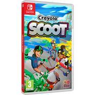 Jogo Nintendo Switch Crayola Scoot