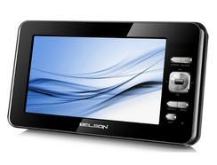 """TV BELSON BST1004 TDT para Carro 7"""""""
