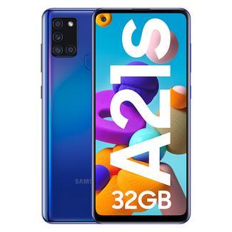 SMARTPHONE SAMSUNG GALAXY A21S 32GB AZUL