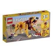 LEGO Creator: Leão Selvagem