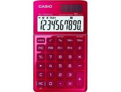 Calculadora Basica CASIO SL-1000TW Vermelho