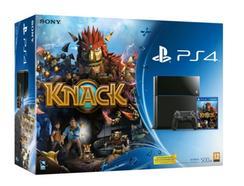 Consola PS4 500 GB + Jogo PS4 Knack