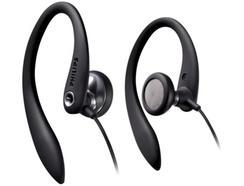 Auriculares com fio SONY SHS3300BK/10 (In Ear)