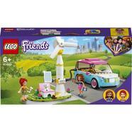 LEGO Friends: Carro Elétrico da Olivia
