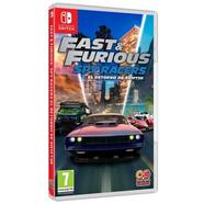Fast & Furious Spy Racers: Rise Of Sh1ft3r Nintendo Switch
