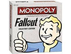 Jogo de Tabuleiro MONOPOLY Fallout