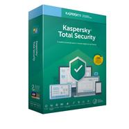 Software Total Security Kaspersky 2019 3 User 1 Ano