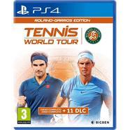 Tennis World Tour: Roland Garros Edition – PS4