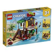 Lego Creator: Casa da Praia de Surfista 3 em 1