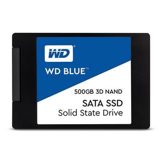 Western Digital Blue 500GB 3D NAND SATA SSD 2.5″
