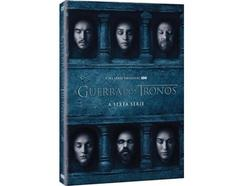 DVD Game of Thrones: Temporada 6 Pack 5 DVD's (De: D. Benioff e Weiss – 2017)