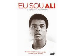 DVD Eu Sou Ali – A História de Muhammad Ali
