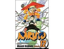 Manga Naruto 12: Voo para a Liberdade!! de Masashi Kishimoto