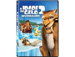 DVD A Idade do Gelo 2 – Descongelados