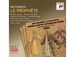 CD Henry Lewis – Meyerbeer: Le Prophete