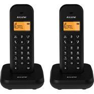 Telefone fixo ALCATEL E155 Duo Preto