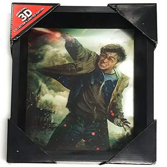 Poster Harry Potter 3D Harry