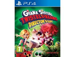 Jogo PS4 Giana Sisters Twisted Dreams – Director¿s Cut