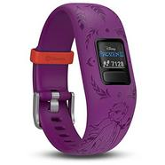 Pulseira Desportiva GARMIN Vivofit JR2 Frozen (Bluetooth – Roxo)