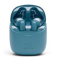 Auriculares Bluetooth True Wireless JBL T220 (In Ear – Microfone – Azul)
