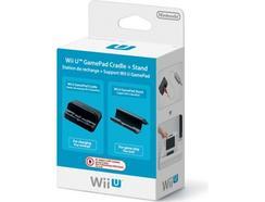 Wii U Base de Recarga + Suporte GamePad