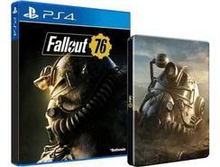 Jogo.PS4 Fallout 76 Wastelanders + Steelbook (RPG – M18)