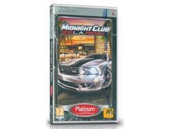 Jogo PSP Midnight Club: LA Remix