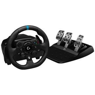 Volante + Pedais LOGITECH G923 TRUEFORCE (Xbox One / PlayStation 4 / PC)