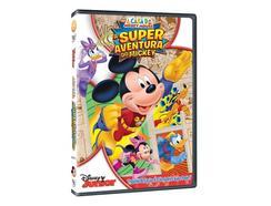 DVD A Casa do Mickey Mouse – A Super Aventura