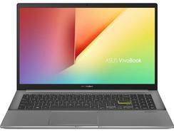 "Portátil ASUS VivoBook S15 S533EQ-71AM5PB1 (15.6"" – Intel Core i7-1165G7 – RAM: 16 GB – 1 TB SSD – NVIDIA GeForce MX350)"