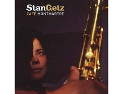 CD Stan Getz/Kenny Barron – Café Montmartre