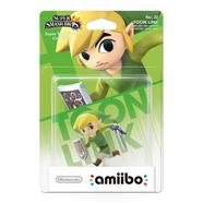 Amiibo Smash – Figura Toon Link (The Legend of Zelda)