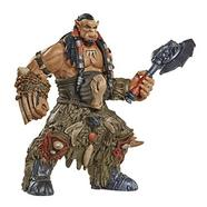 Pack Mini Figuras WARCRAFT Alliance Soldier VS Durotan