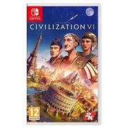Jogo NINTENDO Switch Sid Meier's Civilization VI