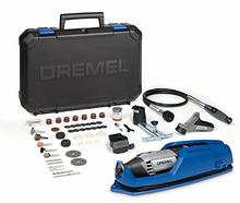 Kit multiferramentas Dremel Platinum Edition 4000 com 65 acessórios