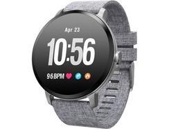 Smartwatch MUVIT Health Custom Cinzento
