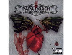 CD Papa Roach – Getting Away With Murder