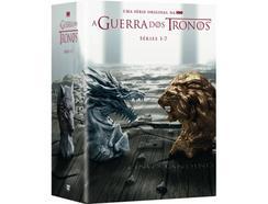 DVD Guerra dos Tronos: Série Completa Temporadas 1 a 7 (De: David Benioff & D.B. Weiss)
