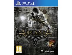 Jogo PS4 Arcania