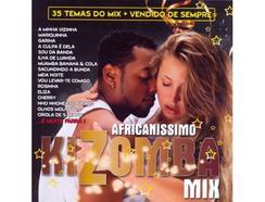 CD Vários – Africanissimo Kizomba Mix