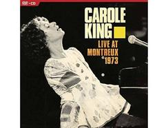 CD+DVD Carole King – Live At Montreux 1973