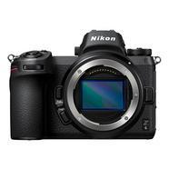Máquina Fotográfica Mirrorless NIKON Z6 (24.5 MP – Sensor: Full-Frame – ISO: 100 – 51200)