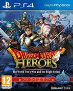 Jogo PS4 Dragon Quest Heroes