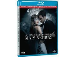 Blu-Ray As Cinquenta Sombras Mais Negras