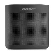 Coluna Bluetooth Bose Soundlink Color II Preto Suave