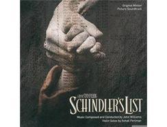 CD Vários – Schindler's List (OST)