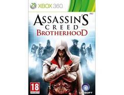 Jogo Xbox 360 Assassin's Creed: Brotherhood (Ação – M18)